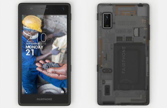 Fairphone 2 krijgt lichtere, kleurrijke behuizing