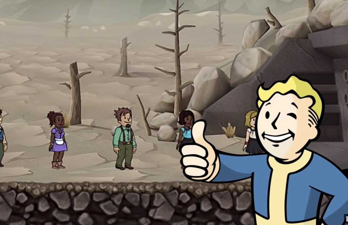 Populaire game Fallout Shelter 13 augustus naar Android