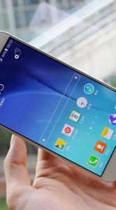 Galaxy A8 foto's