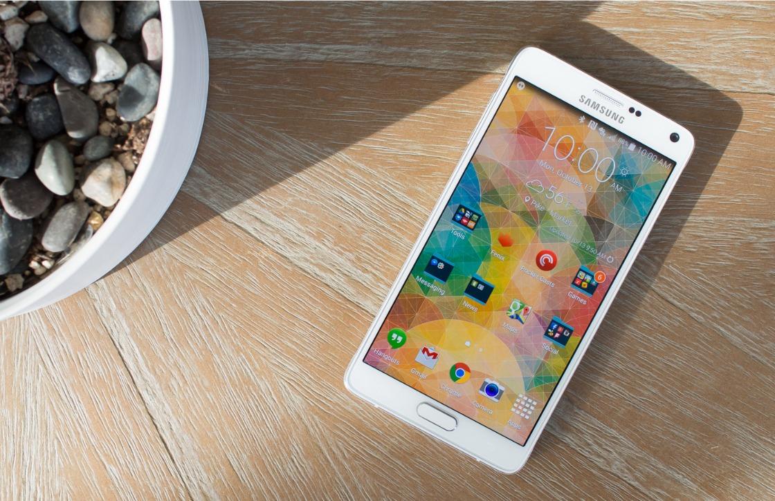'Samsung Galaxy Note 5 krijgt geen micro-sd-kaartslot'