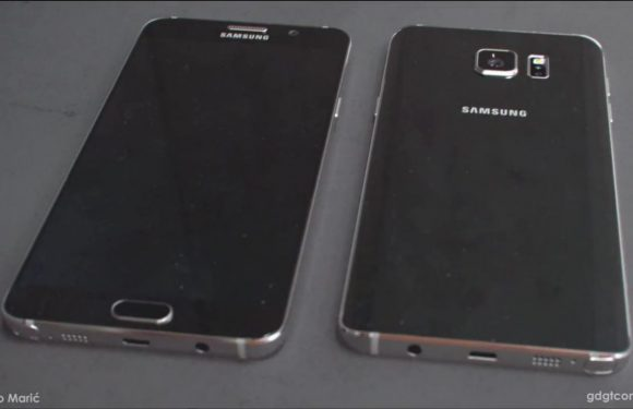 6 zaken die we weten over de Samsung Galaxy Note 5