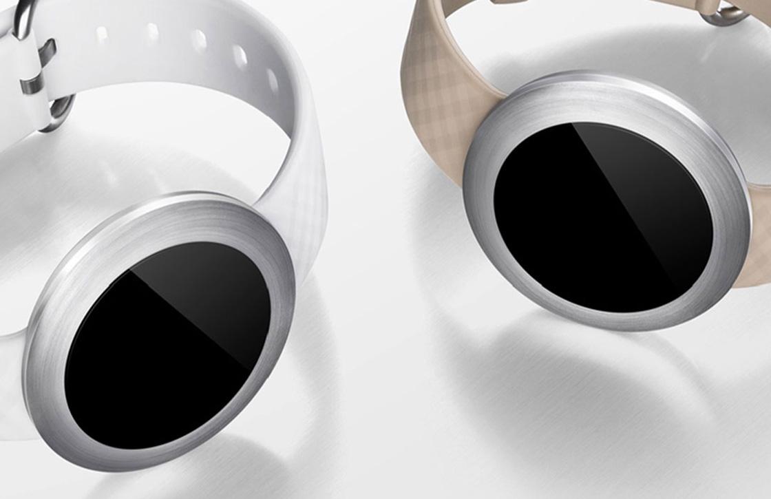 Huawei toont ronde smartwatch zonder fysieke knoppen
