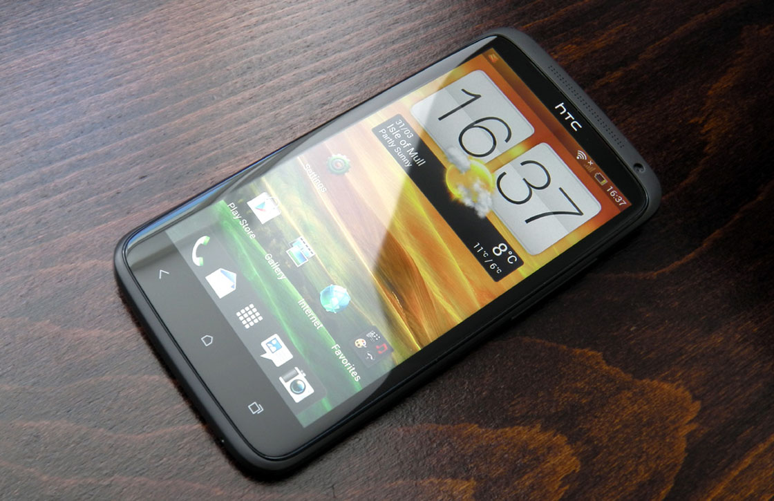 HTC One X Review: krachtig vlaggenschip met scherp display