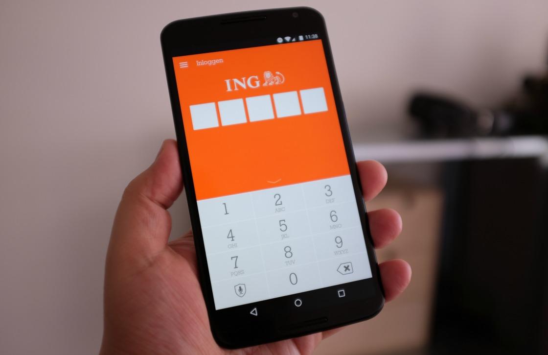 ING voegt ontgrendelen met stem aan Android-app toe