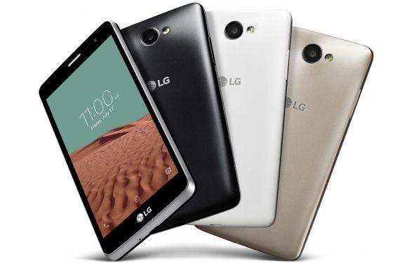 Betaalbare selfiesmartphone LG Bello II niet naar Benelux