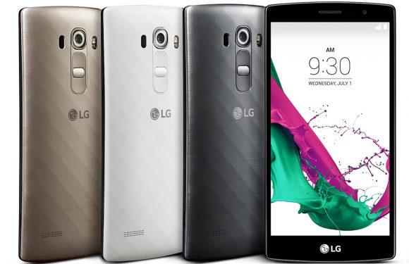 LG G4s officieel: midrange specs en kleiner scherm
