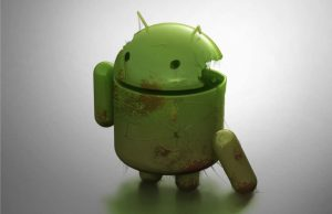 Android onveilig