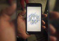 'Foto's van nieuwe Motorola Moto G in het wild duiken op'
