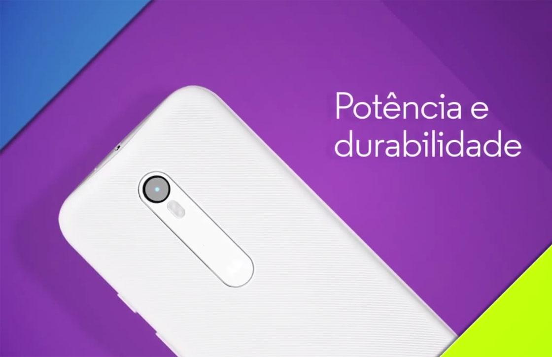 Nieuwe Motorola Moto G duikt op in promotionele video