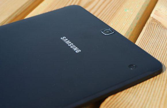 'Dit is de Samsung Galaxy Tab S3, inclusief S Pen'