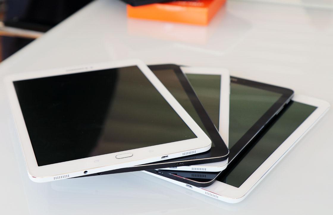 Overzicht: dit zijn de 5 beste Android-tablets van het moment