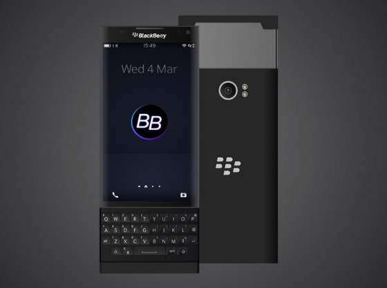 Blackberry Android-smartphones