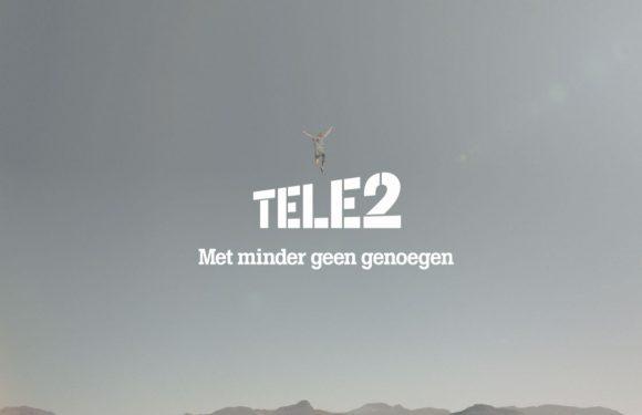 Landelijk dekkend 4G-netwerk Tele2 vanaf maart 2016 beschikbaar
