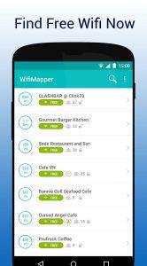 WifiMapper