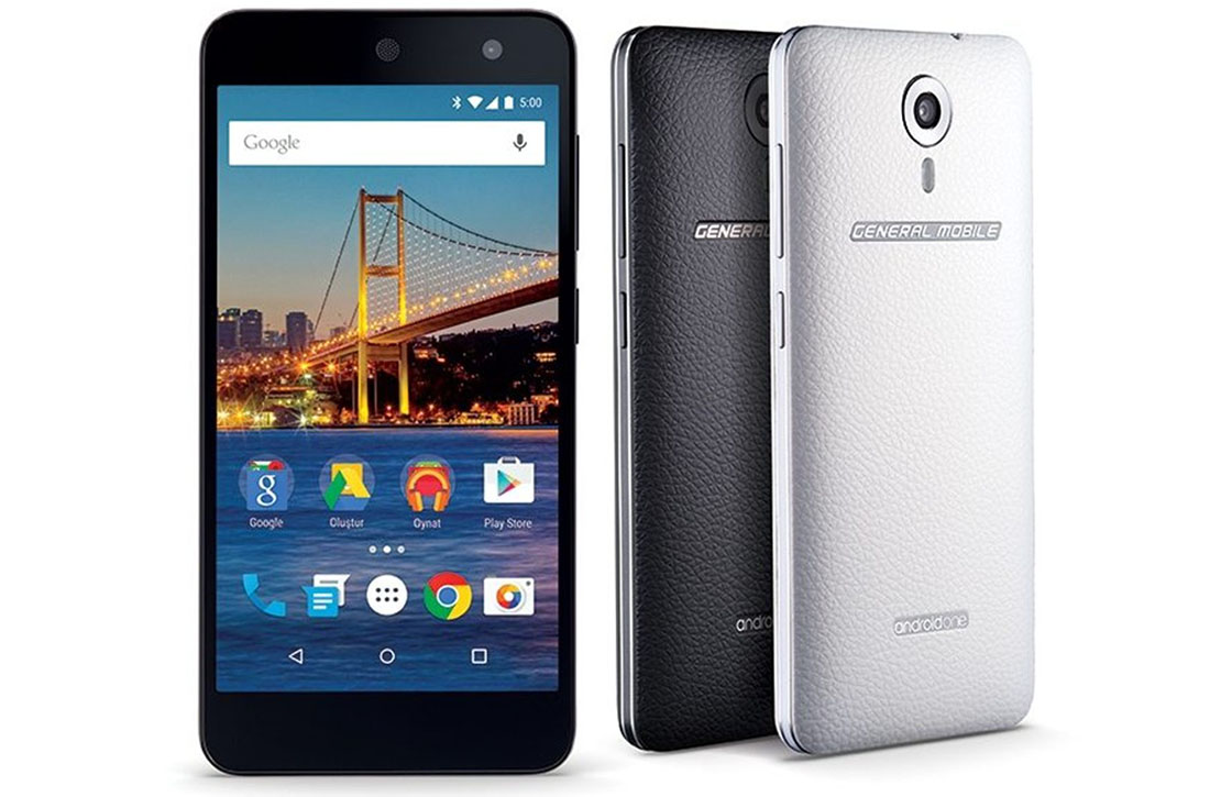 General Mobile introduceert eerste Android One-smartphone in Nederland