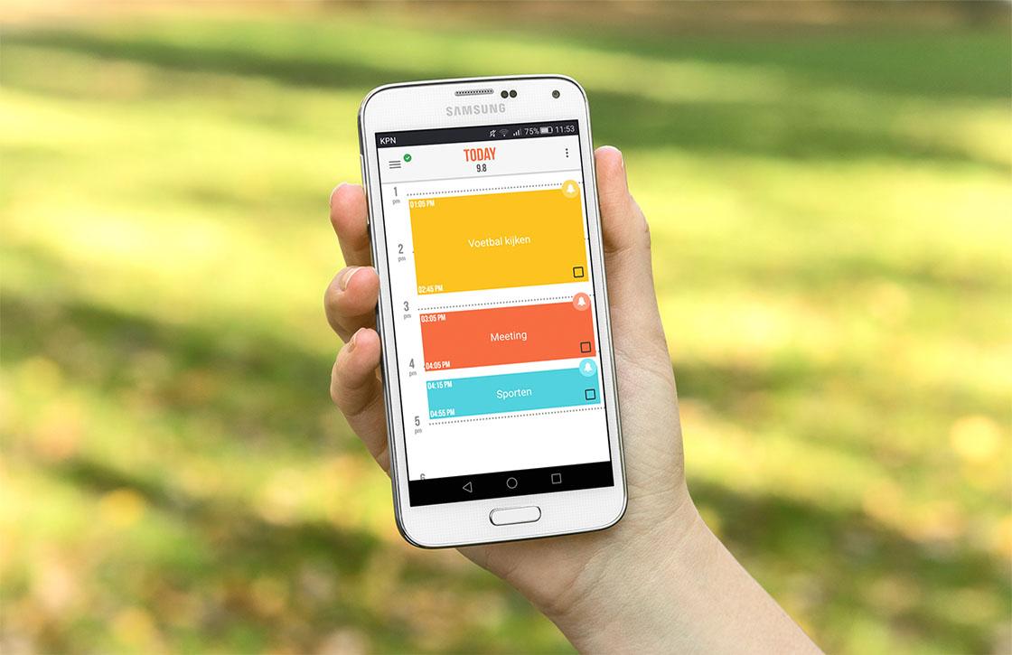 Accomplish is een fraaie en unieke todo-app voor je Android