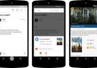 Bètaversie Google-app beschikt over Now on Tap-snelkoppelingen