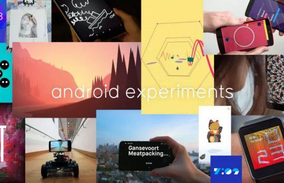 Dit zijn volgens Google de mooiste en meest innovatieve Android-apps