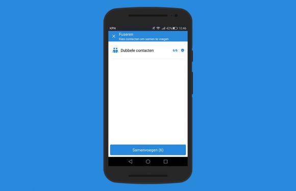 Samsung s9 contacten van sim 1 overzetten