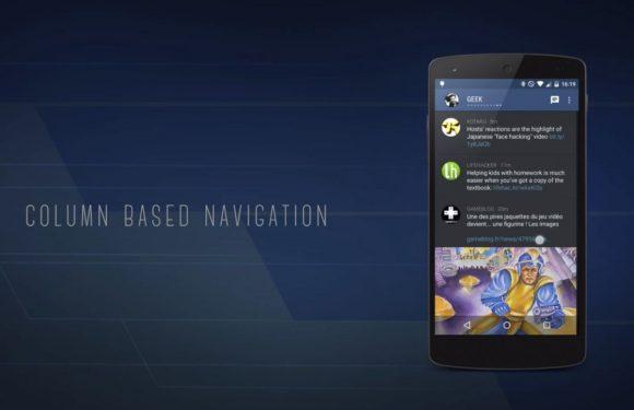 Falcon Pro-ontwikkelaar gaat officiële Twitter-app verbeteren