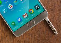 Gerucht: Galaxy Note 6 met Android N verschijnt in juli