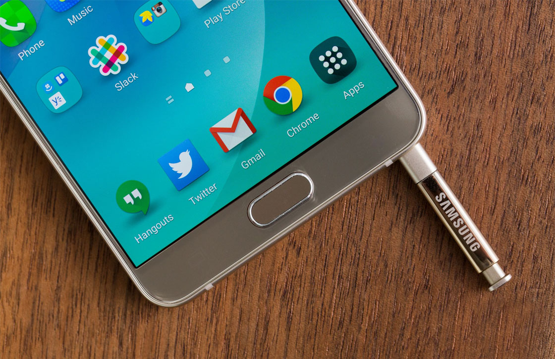 Samsung Galaxy Note 5 nu te koop in Nederland