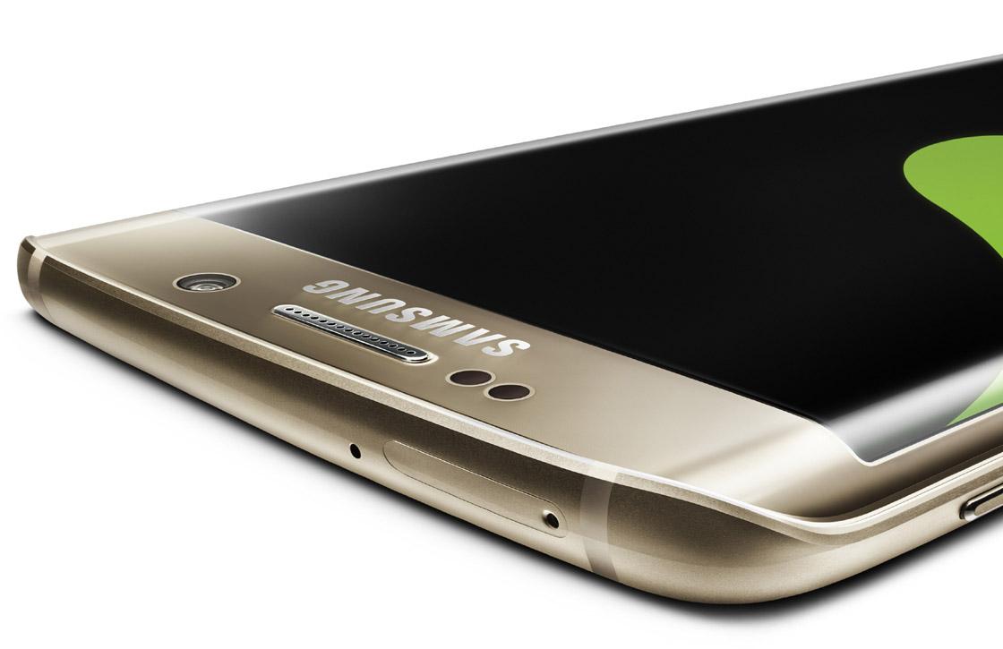 Samsung introduceert grote Galaxy S6 Edge+, Note 5 niet naar Europa