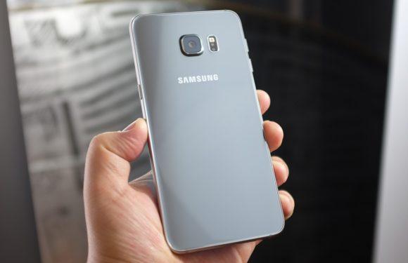 Foto's: Samsung Galaxy S6 Edge+ verbrandt na opladen