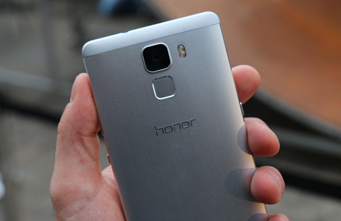 Honor brengt 6C naar Nederland: instapmodel met Android 6.0