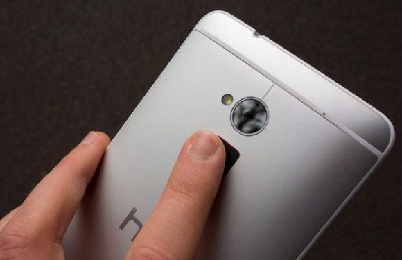 HTC bewaart vingerafdrukken als onversleutelde afbeeldingen