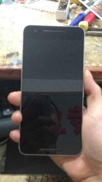 Huawei Nexus foto's