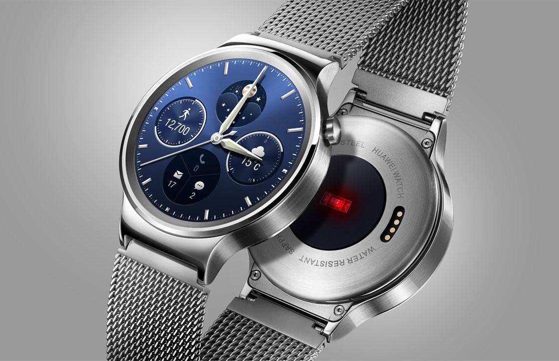 Huawei Watch in Nederland: prijs en verkrijgbaarheid