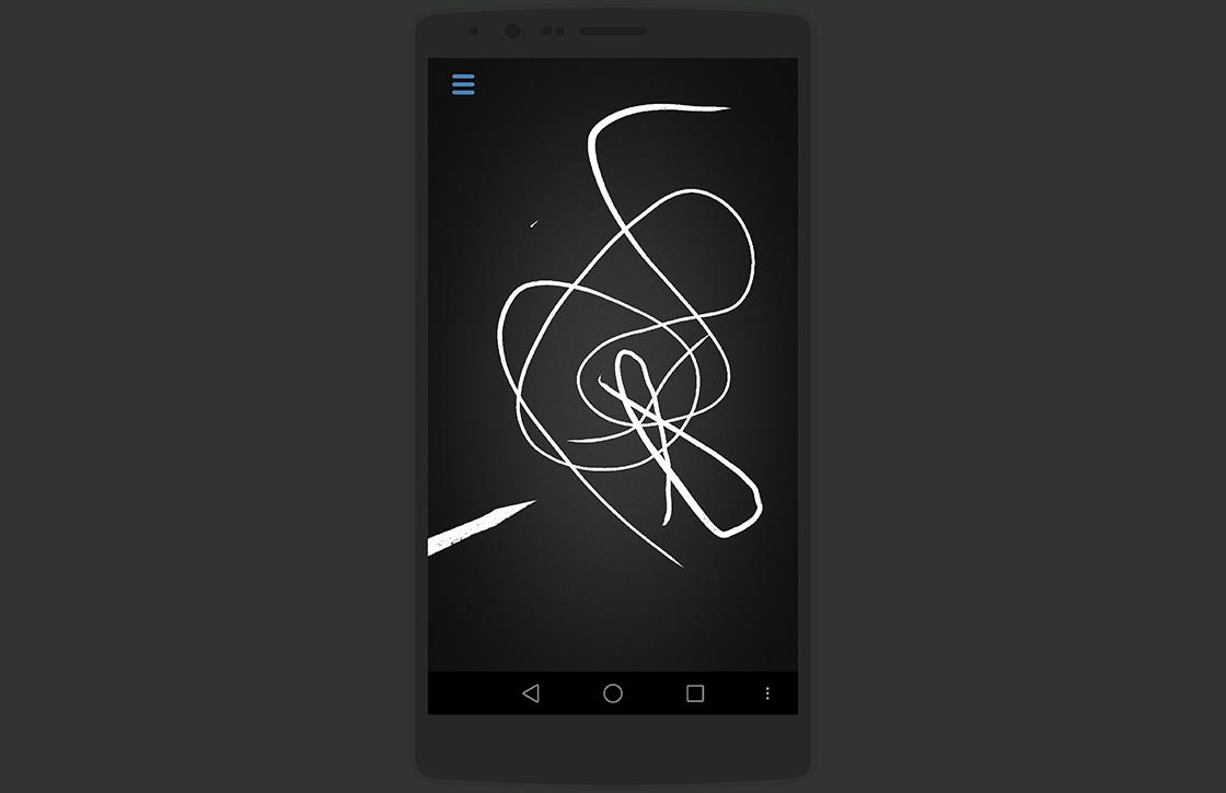 Ink Space: experimentele teken-app doet iets unieks