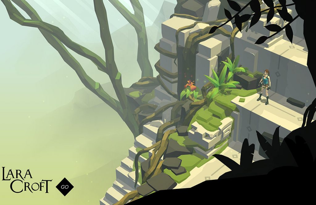 lara croft go update