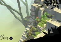 Stapel nieuwe levels in gratis update Lara Croft GO