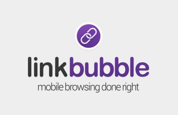 Tip: alle betaalde functies in Link Bubble nu gratis