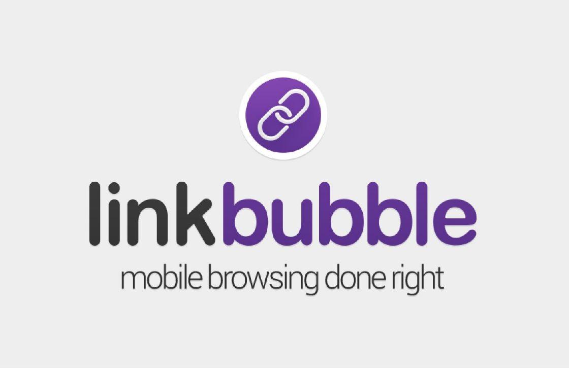 Link Bubble Browser kan nu advertenties en trackers blokkeren
