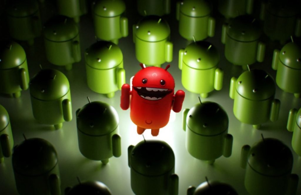 Android Gooligan-malware