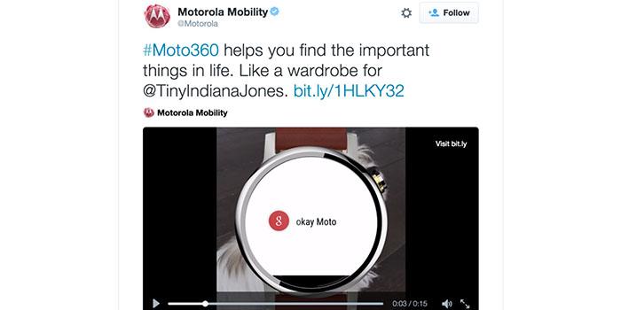 nieuwe Moto 360