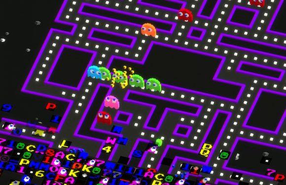 Pac-Man 256: toffe nieuwe game van de makers van Crossy Road