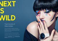 Foto's: zo ziet de nieuwe ronde smartwatch van Samsung eruit