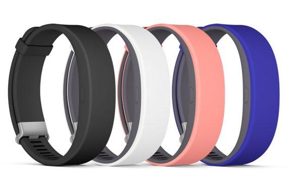Sony SmartBand 2 aangekondigd: slimme polsband met hartslagmeter