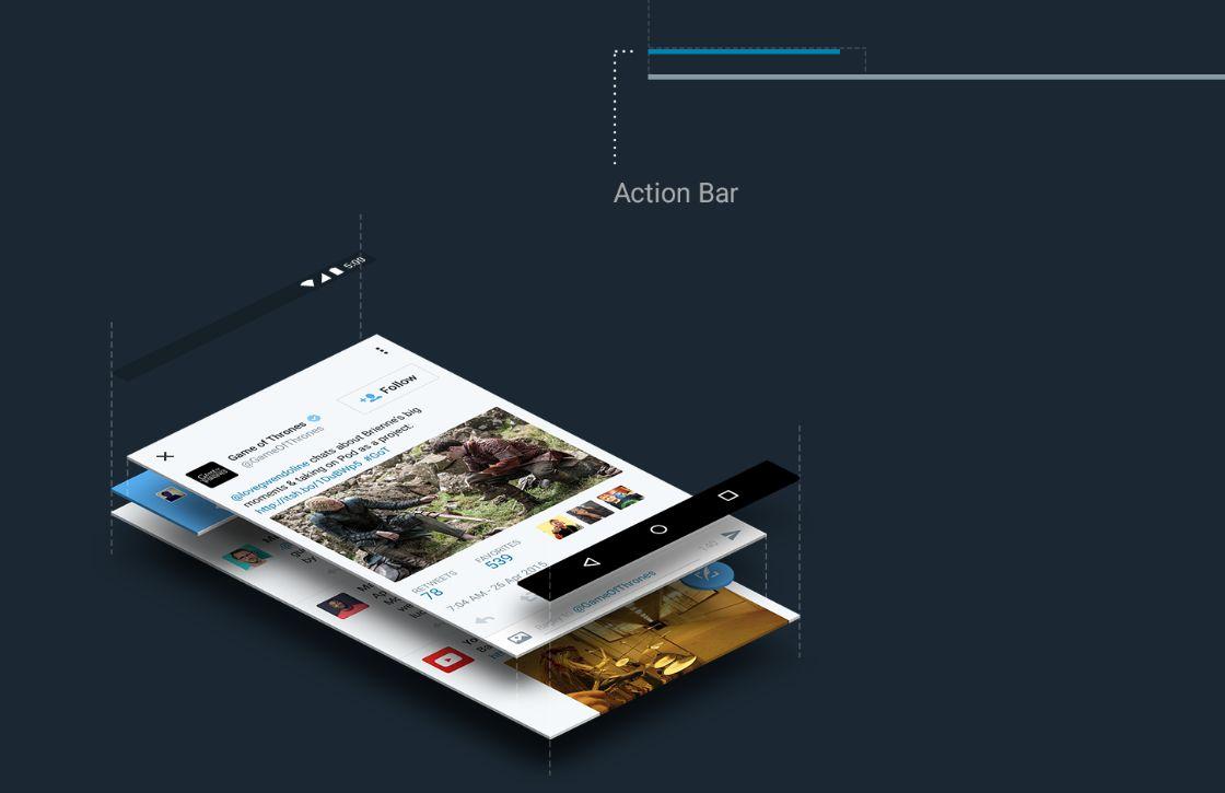 Zo mooi ziet Twitter eruit met Material Design