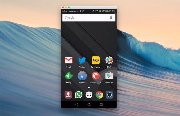 Tip: zo bedien je je Android-toestel vanaf een pc of Mac