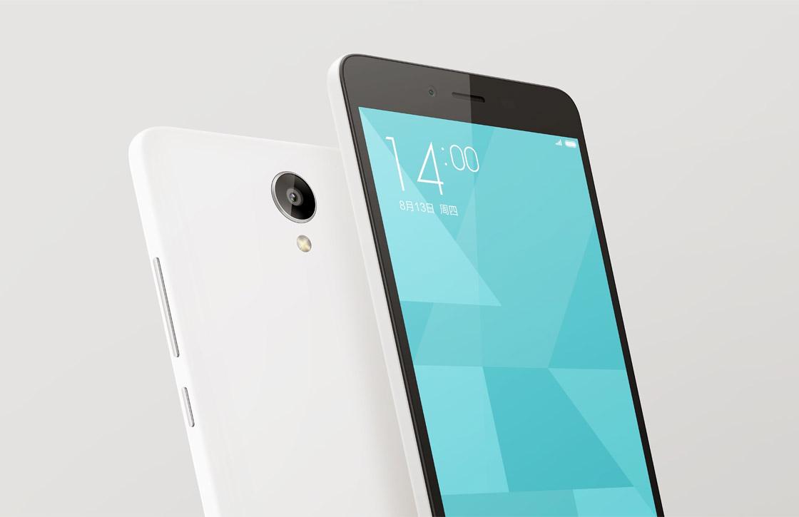 Xiaomi lanceert high-end smartphone voor 112 euro