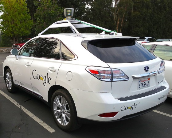 Google-auto inzicht