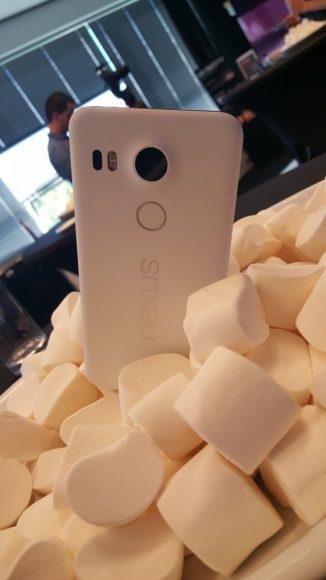 LG Nexus 5X preview