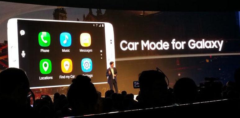 Car Mode for Galaxy
