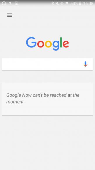 google now offline