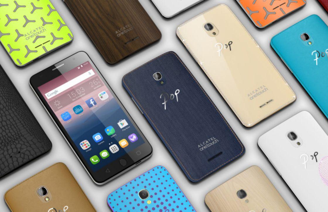 Overzicht: deze Android-toestellen introduceert Alcatel op de IFA